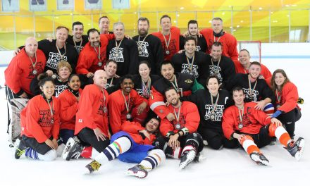 New York City Gay Hockey Association Celebrates World Pride with the Chelsea Challenge Hockey Tournament