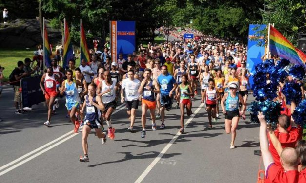 Front Runners New York Pride Run will Kick Off Official 2019 LGBT Pride Weekend