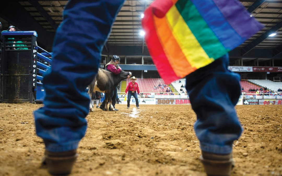 Preserving the Heritage of the LGBTQ+ Rodeo