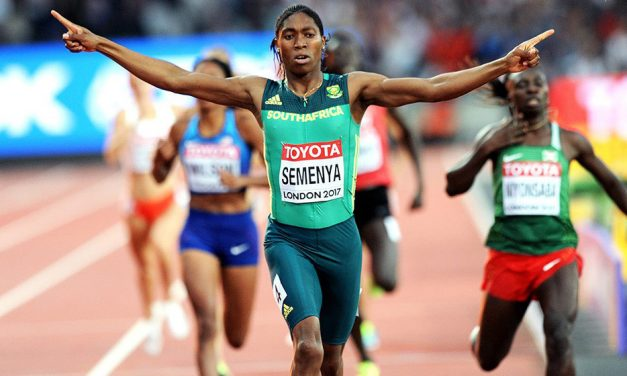 "IAAF's Discriminatory ""Semenya Rule"" Suspended by Swiss Court"