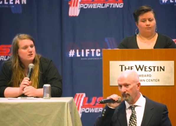 USA Powerlifting Charged with Gender Discrimination Under Minnesota Law