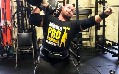 World's Strongest Gay Strives to become World's Strongest Man
