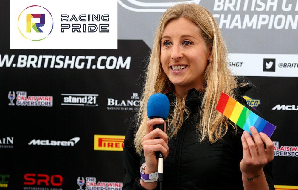 Racing Pride Launches LGBTQI Inclusive Motorsport Organization