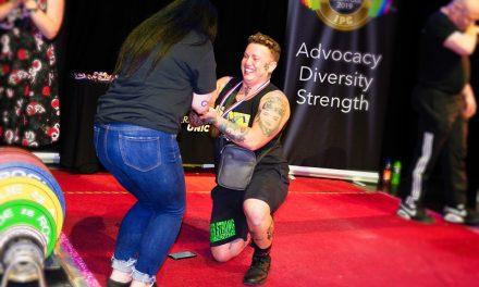 LGBT International Powerlifting Championships 2019 Enjoy Great Success