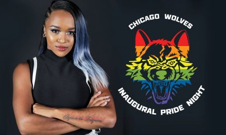 Kiera Hogan Scheduled to Participate in Chicago Wolves' Inaugural Pride Night, Speak at the Center on Halsted in Chicago & Much More