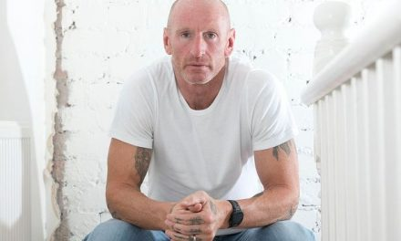 Openly Gay Rugby Legend, Gareth Thomas, Shares that he is Living with HIV