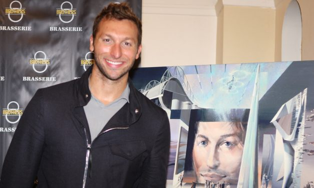 09/11 and a Brush with Fate for Ian Thorpe