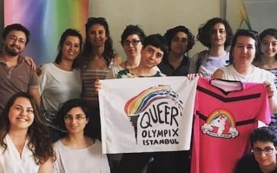 "Turkey Bans Istanbul's ""Queer Olympix"" in Latest Setback for Turkish LGBTQI Community"