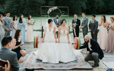 The Brides May Now Deadlift