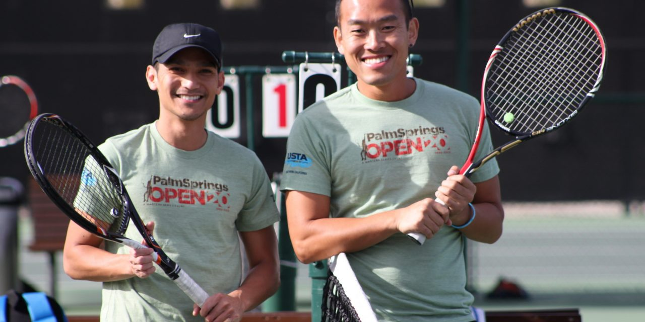26th Annual Palm Springs Open to Benefit AAP – Food Samaritans Desert Tennis Association Continues Long-Standing Support of AAP Food Voucher Program