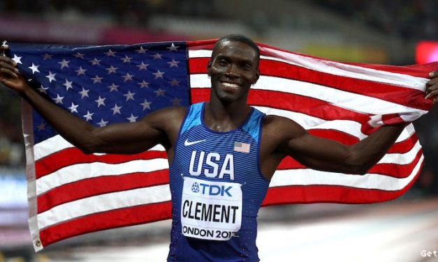 Kerron Clement Announces He's Gay on #NationalComingOutDay