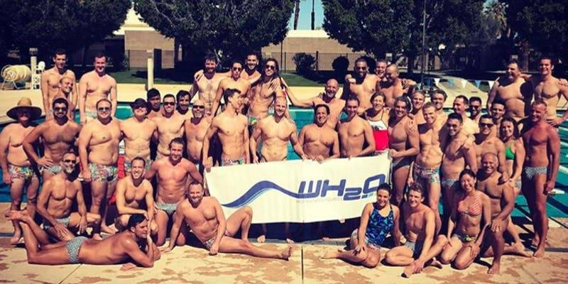 West Hollywood Aquatics (WH2O) Hosts Free Swim Clinic for Trans & Non-Binary Swimmers