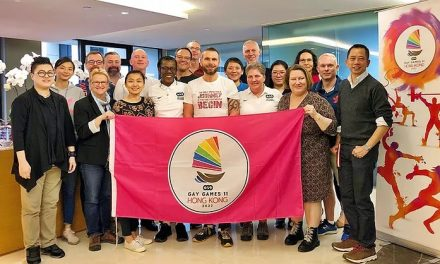 Gay Games Addresses Current Hong Kong Protests Ahead of 2022 Gay Games