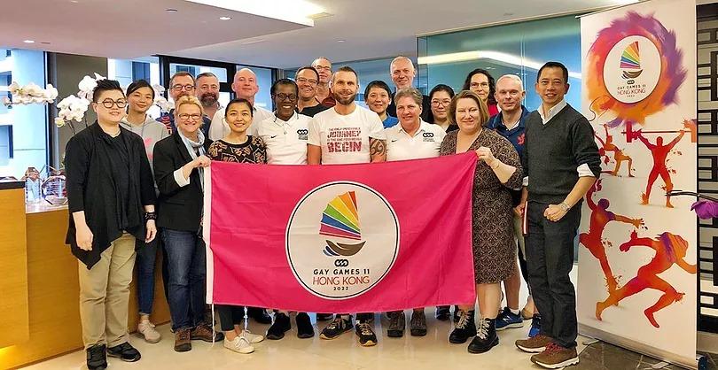 Gay Games Addresses Current Hong Kong Protests Ahead of 2022 Gay Games