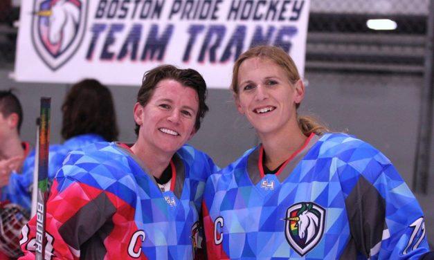 Boston Pride Hockey Launches Team Trans