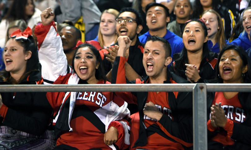 Cheerleaders from All Over the Bay Area Come Out to Cheer the Cheerleader Who Was Victim of Homophobic Bullying