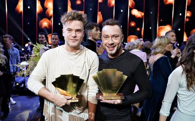 Same Sex Couple Wins Denmark's Dancing with the Stars