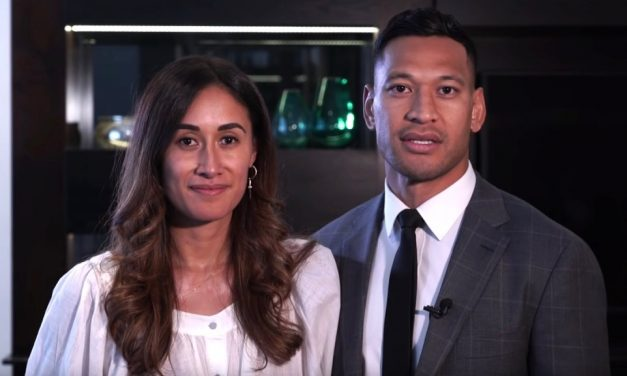 Israel Folau and Rugby Australia Release Statement of Settlement Following Folau Getting Canned for Homophobic Statements.