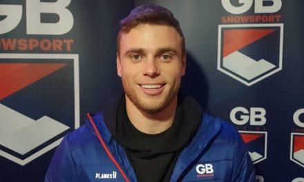 Gus Kenworthy Commits to Team GB in Training for 2022 Winter Olympics
