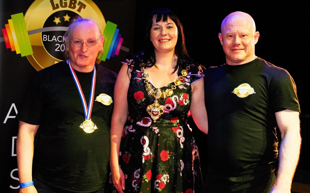 """The LGBT International Powerlifting Championships Announce their theme for Blackpool 2020 – """"Empowerment""""."""