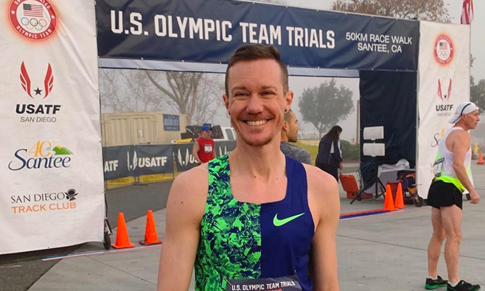 Chris Mosier Becomes First Trans Athlete to Qualify and Compete at Olympic Qualifier in Their Gender Division