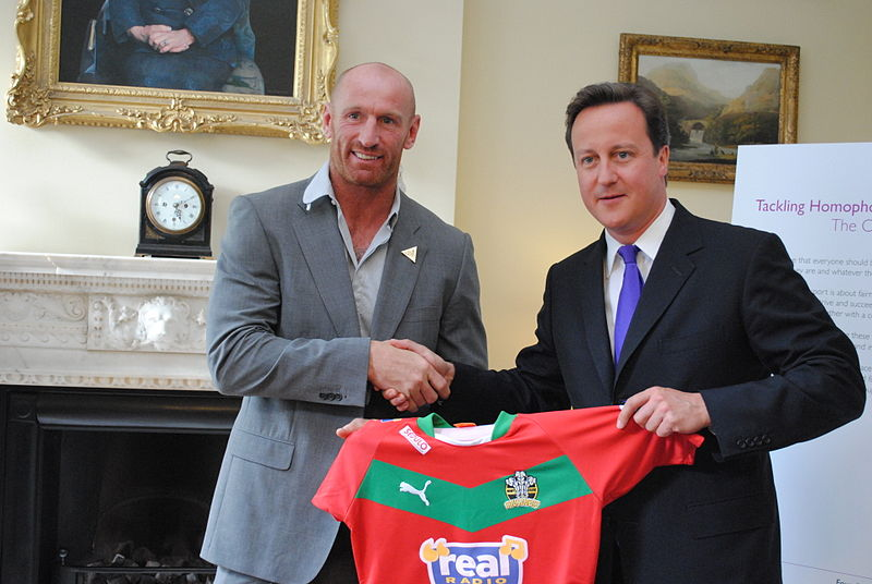 Gareth Thomas: HIV and Me Documentary Shows that Living with HIV Doesn't Make You Weak