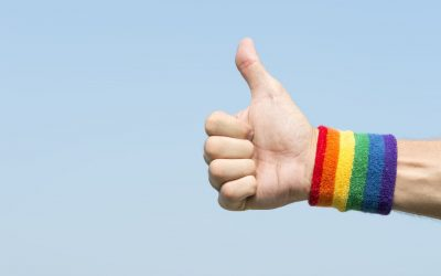 Thumbs Up for Pride!