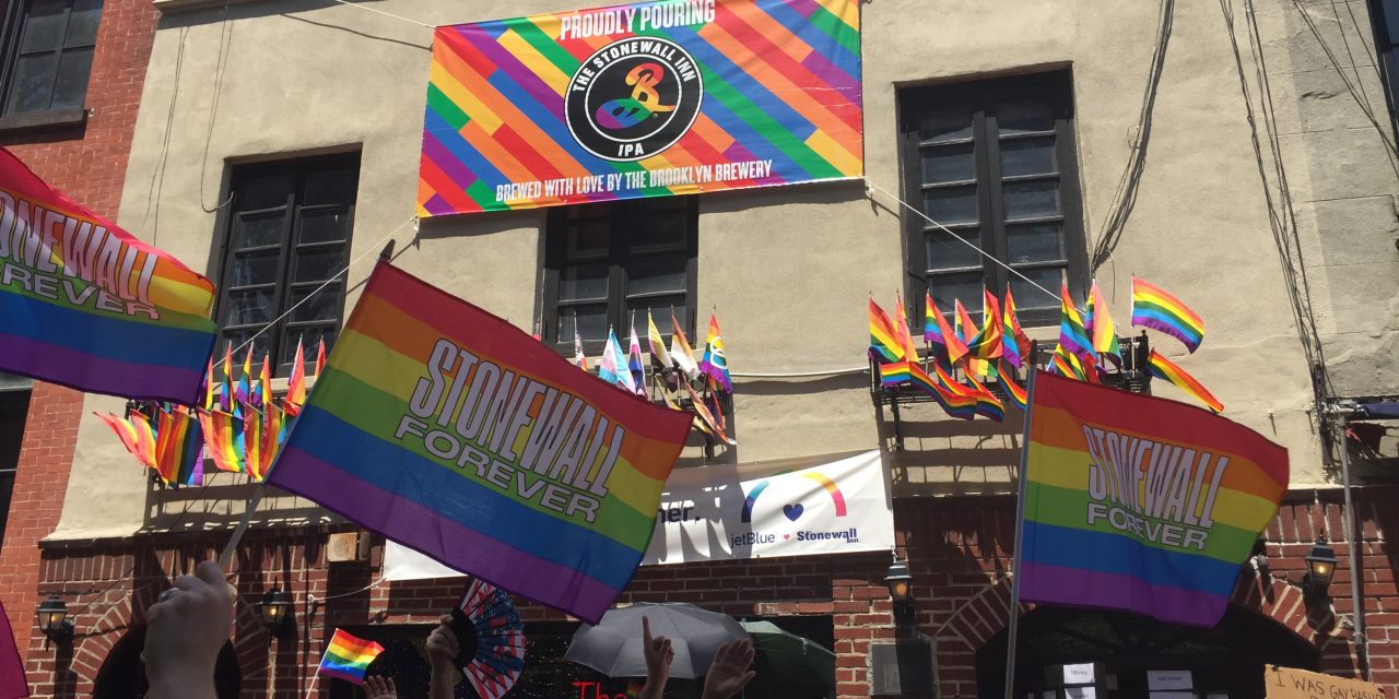 Celebrating Pride:  New NYC Documentary Focuses on Pride & BLM