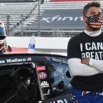 Thumbs up to NASCAR, Driver Bubba Wallace & Richard Petty Motorsports