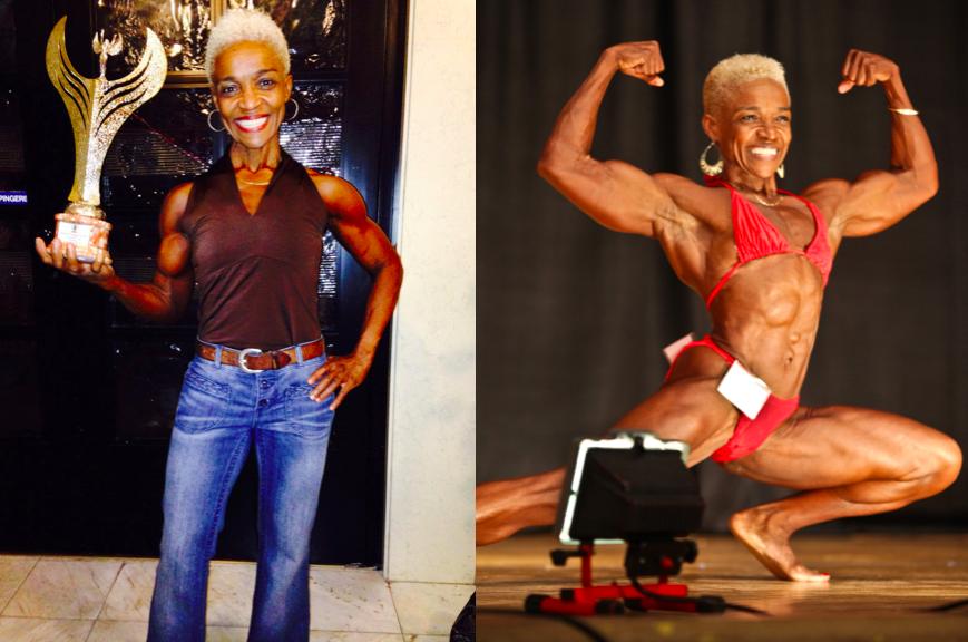 Team Compete MVP: Meet Bodybuilder Valerie Worrell