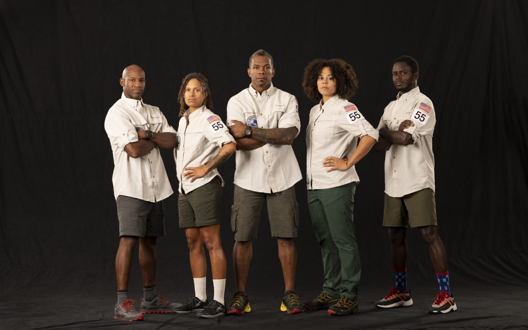 Team Onyx:  First Entirely African American Adventure Racing Team Featured on Amazon Prime
