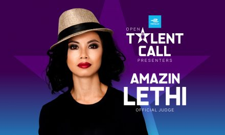 Amazin LeThi Completes Formula E's Open Talent Call for Presenters Panel of Judges