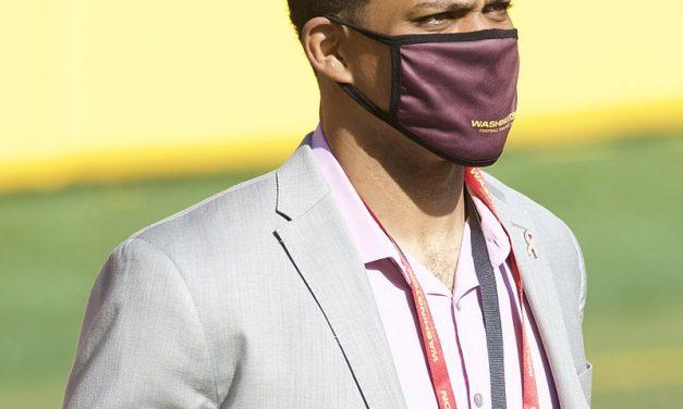 The Washington Football Team's Jason Wright is First Black NFL Team President