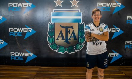 A Picture is Worth a Thousand Words:  Soccer's Lorena Benitez