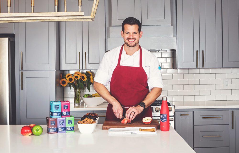Inside Chef Tim's Kitchen:  Holiday Sausage Stuffing