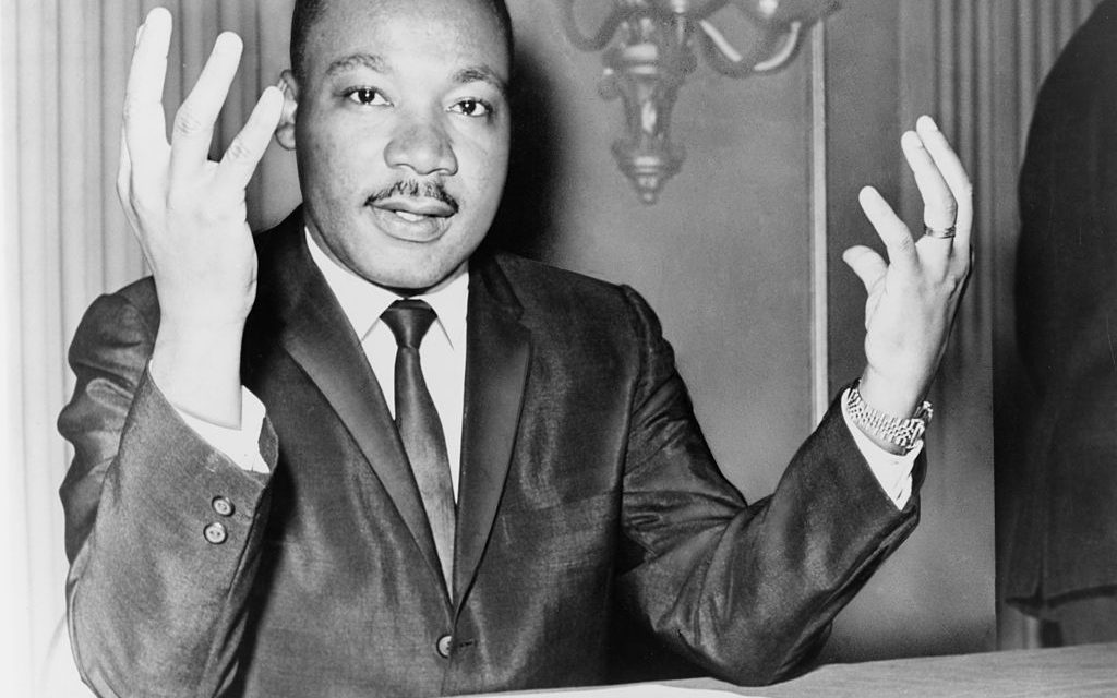 Martin Luther King, Jr. an Inspiration to All of Us