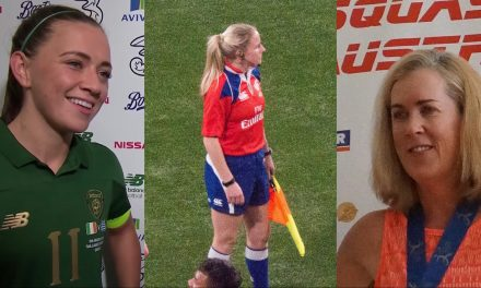 Celebrate St. Patrick's Day and LGBTQ+ Irish Athletes