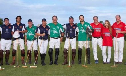 Lexus International Gay Polo Tournament Presented by Douglas Elliman Real Estate Kicks Off