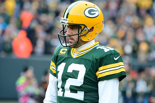 Aaron Rodgers Becomes First NFL Player to Host Jeopardy