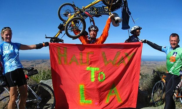 #AIDSLifeCycle Launches #TogetheRide As a Virtual Fundraising Event for HIV/AIDS Research
