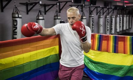Catching Up With Martin Stark and the World Gay Boxing Championships