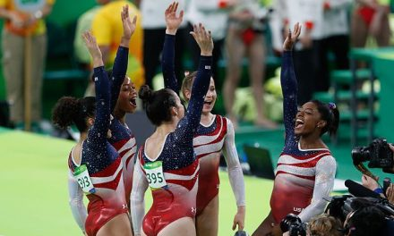 Sparkling Ice Teams up with Gabby Douglas for the Second Annual Cheers to Heroes Campaign to Celebrate & Honor America's Everyday Heroes
