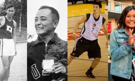 #AsianPacificIslanderHeritageMonth Notable Asian Athletes Who Have and Are Making History