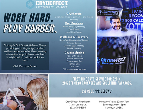 CryoEffect Supports Pride Bowl 2021 Official Tournament Guide