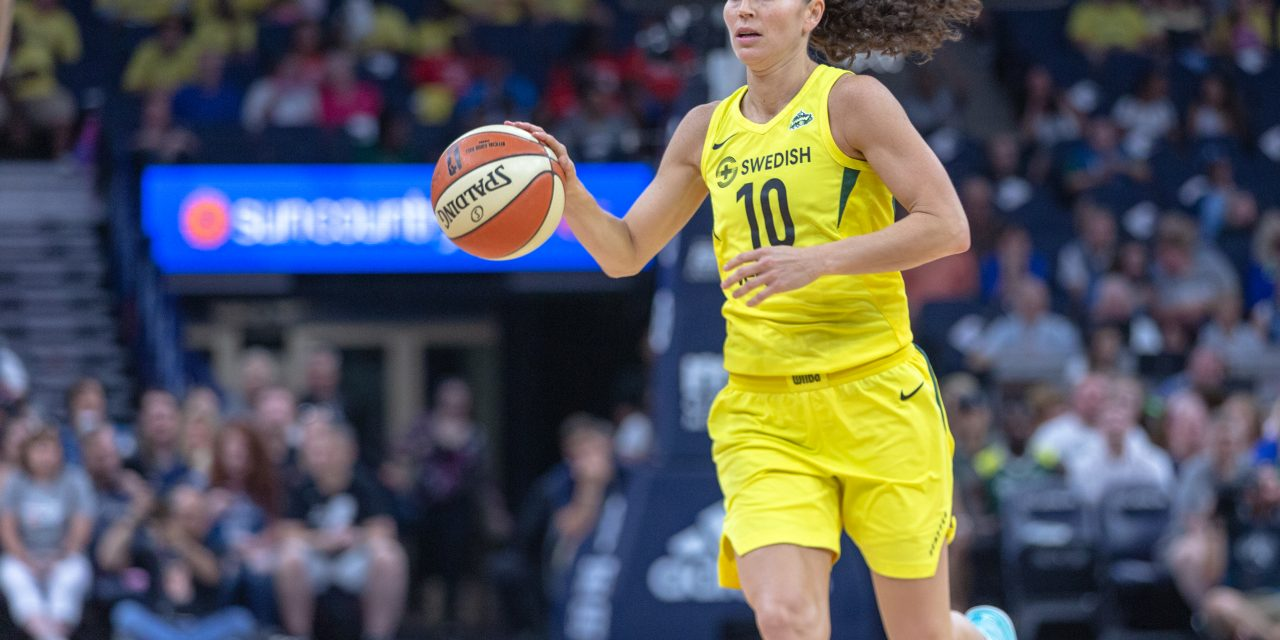 Openly Lesbian Athlete, Sue Bird, Named One of Team USA's Tokyo Olympics Flagbearers
