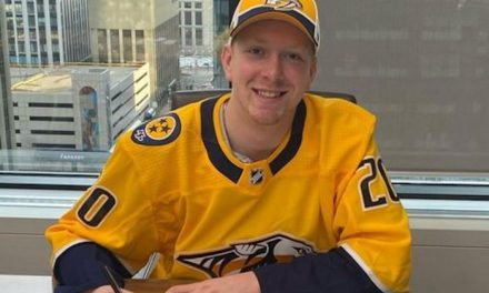 Nashville Predators Prospect, Luke Prokop, Comes Out as Gay and Hopes Being Out Will Help NHL Career