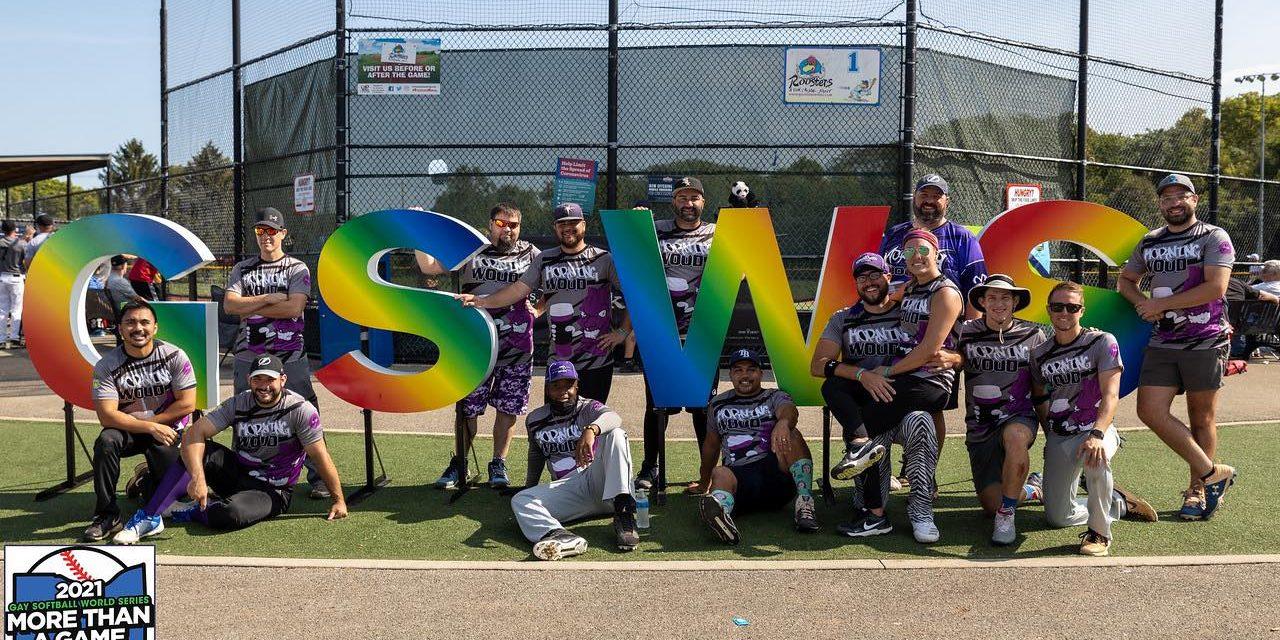 2021 Gay Softball World Series in Columbus Comes Back Swinging