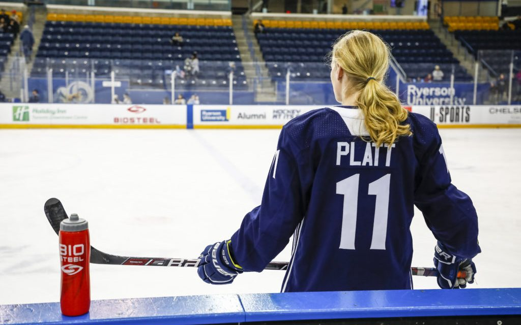First Openly Transgender Woman to Play Professional Hockey Announces Retirement