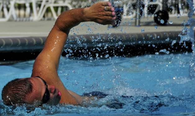 Busting Stereotypes About Black Swimmers